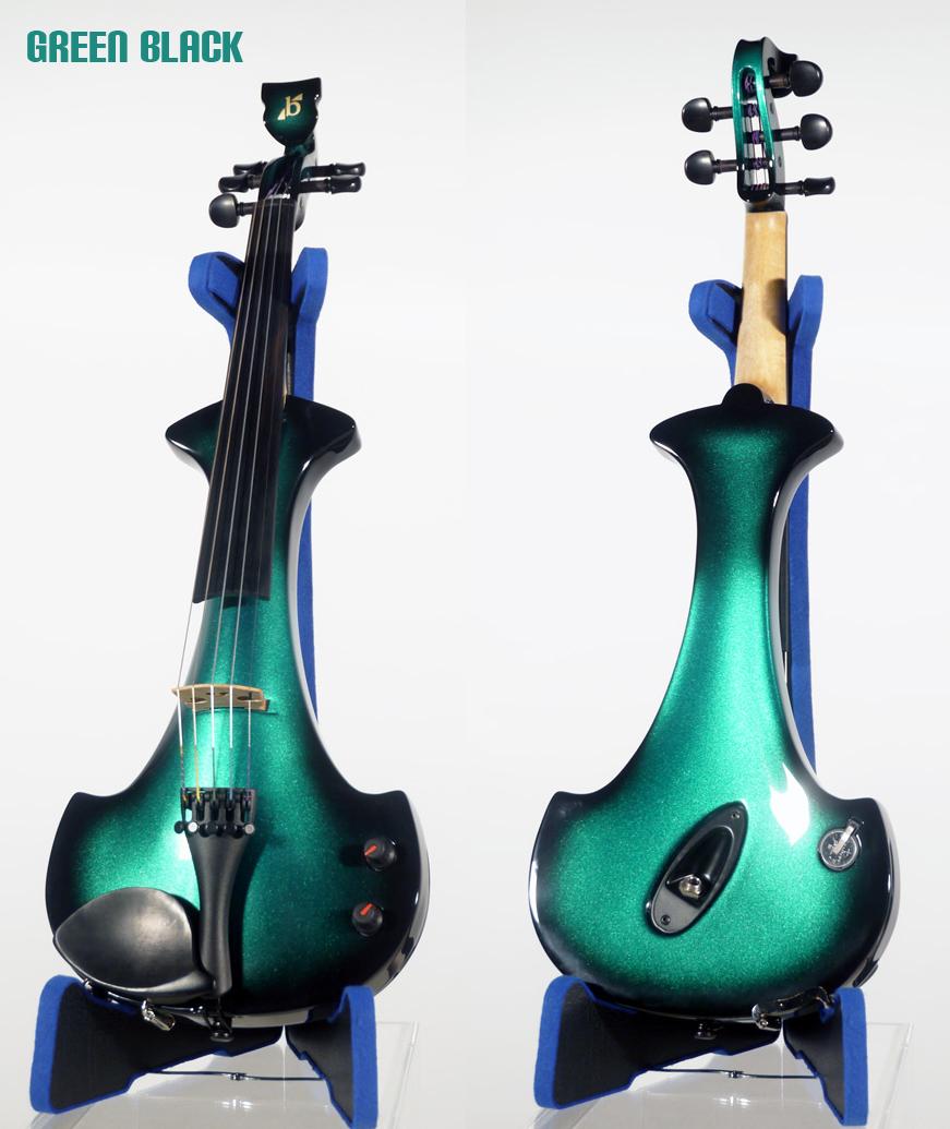 エレキヴァイオリン BridgeViolin Lyra[5弦モデル]【店頭受取対応商品】