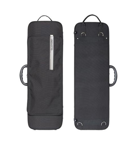 開店記念セール 送料無料 スリムで軽量 使い勝手抜群のケース ヴァイオリンケース UNOEOTTO ブラック ポケット付き 男女兼用 ウーノエオット