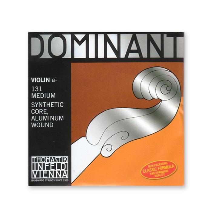 不動の定番人気弦 大決算セール 公式ショップ ヴァイオリン弦 ドミナント A ※メール便対応 4サイズ用 3