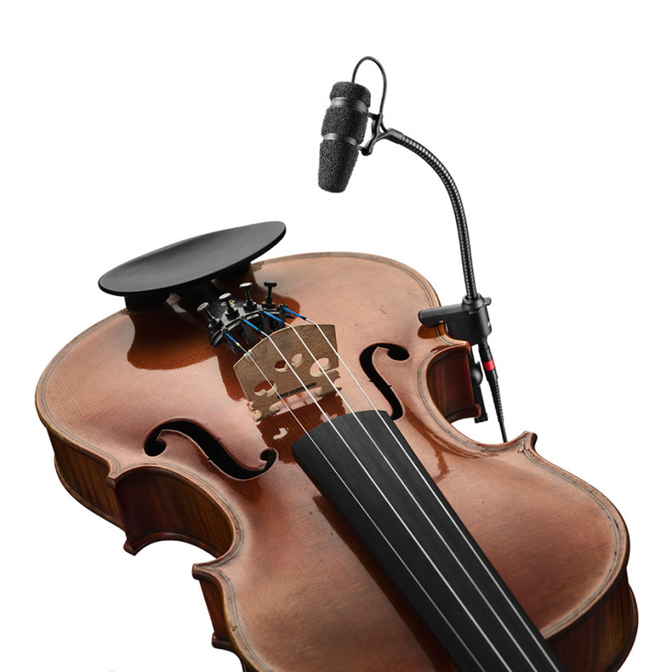 ヴァイオリン用ピックアップマイクセット DPA d:vote CORE 4099-DC-1-199-V