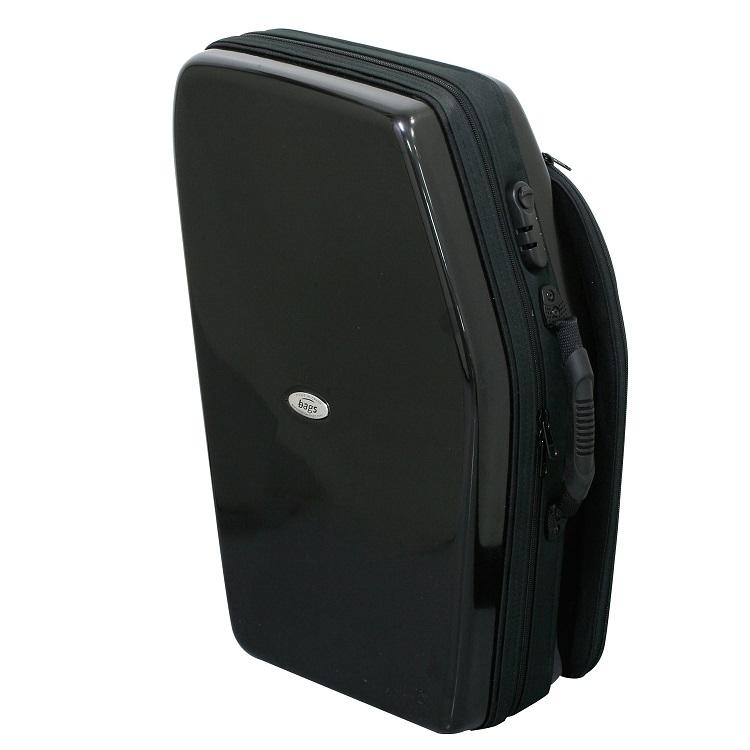 bags バッグス ソプラノサックス&アルトサックス ケース ブラック ※送料無料