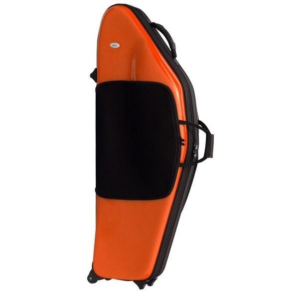 bags バッグス バリトンサックス ケース オレンジ