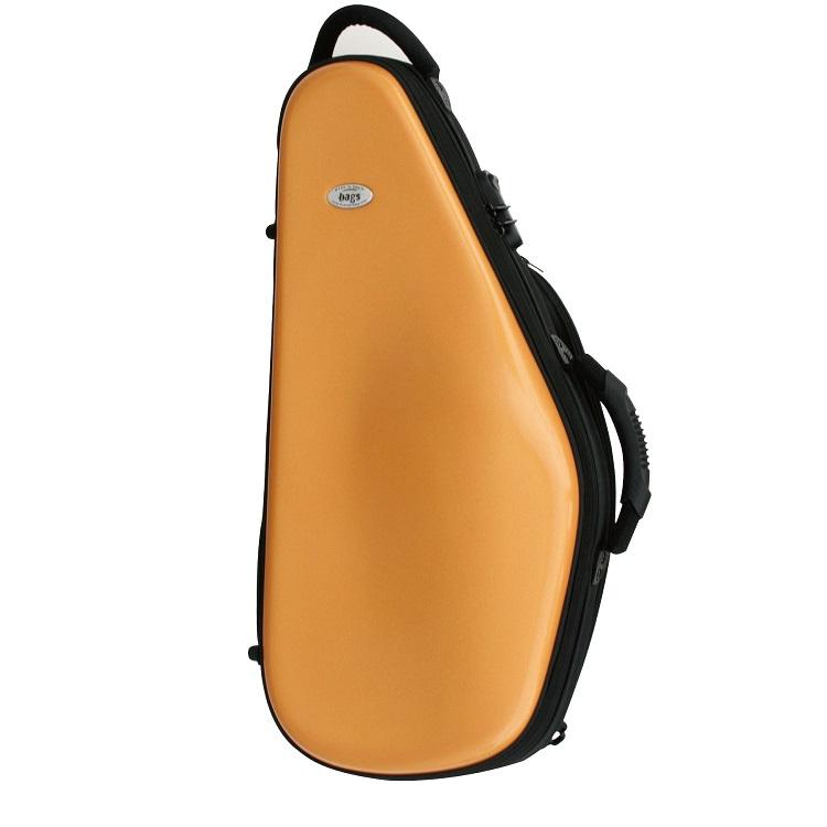 bags バッグス アルトサックス ケース メタリックゴールド ※送料無料