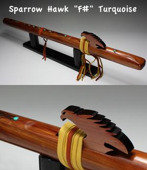 [インディアンフルート] Sparrow Hawk