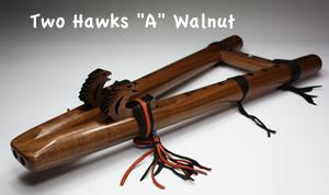 [インディアンフルート] 120-W Two Hawks