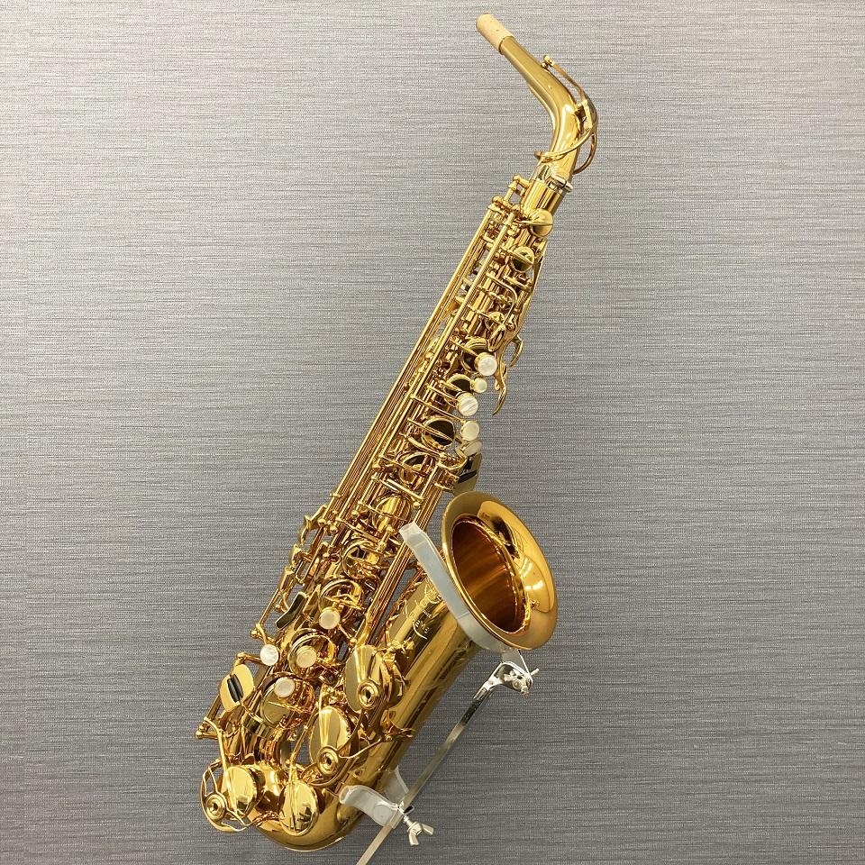 2021年2月25日新発売モデル 供え 休日 セルマー SELMER アルトサックス Supreme シュプレーム ※送料無料 ダークゴールドラッカー 管楽器