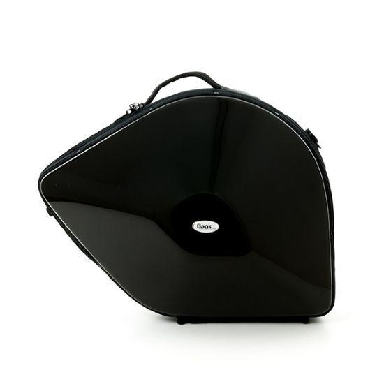 Ton Art Bags トーンアーツバッグス ホルン (ベルカット) ケース Hr-Fiber ブラック ※お取り寄せ ※送料無料