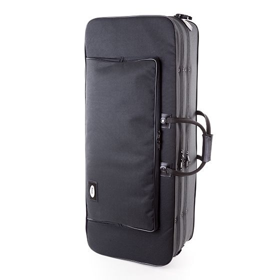 Ton Art Bags トーンアーツバッグス ソプラノサックス&テナーサックス ケース ブラック TSW-Comfort 4367 ※お取り寄せ ※送料無料