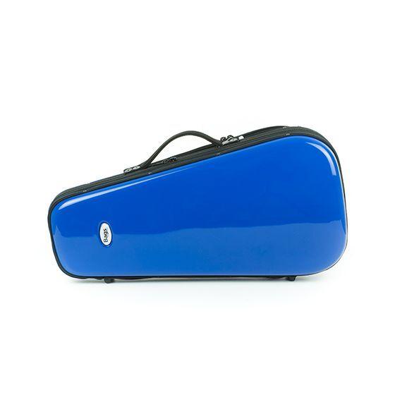 欧州発のスタイリッシュでコンパクトな管楽器ケース 高い素材 Ton Art Bags トーンアーツバッグス トランペット Tp-Fiber ブルー ケース ※送料無料 推奨 ※お取り寄せ