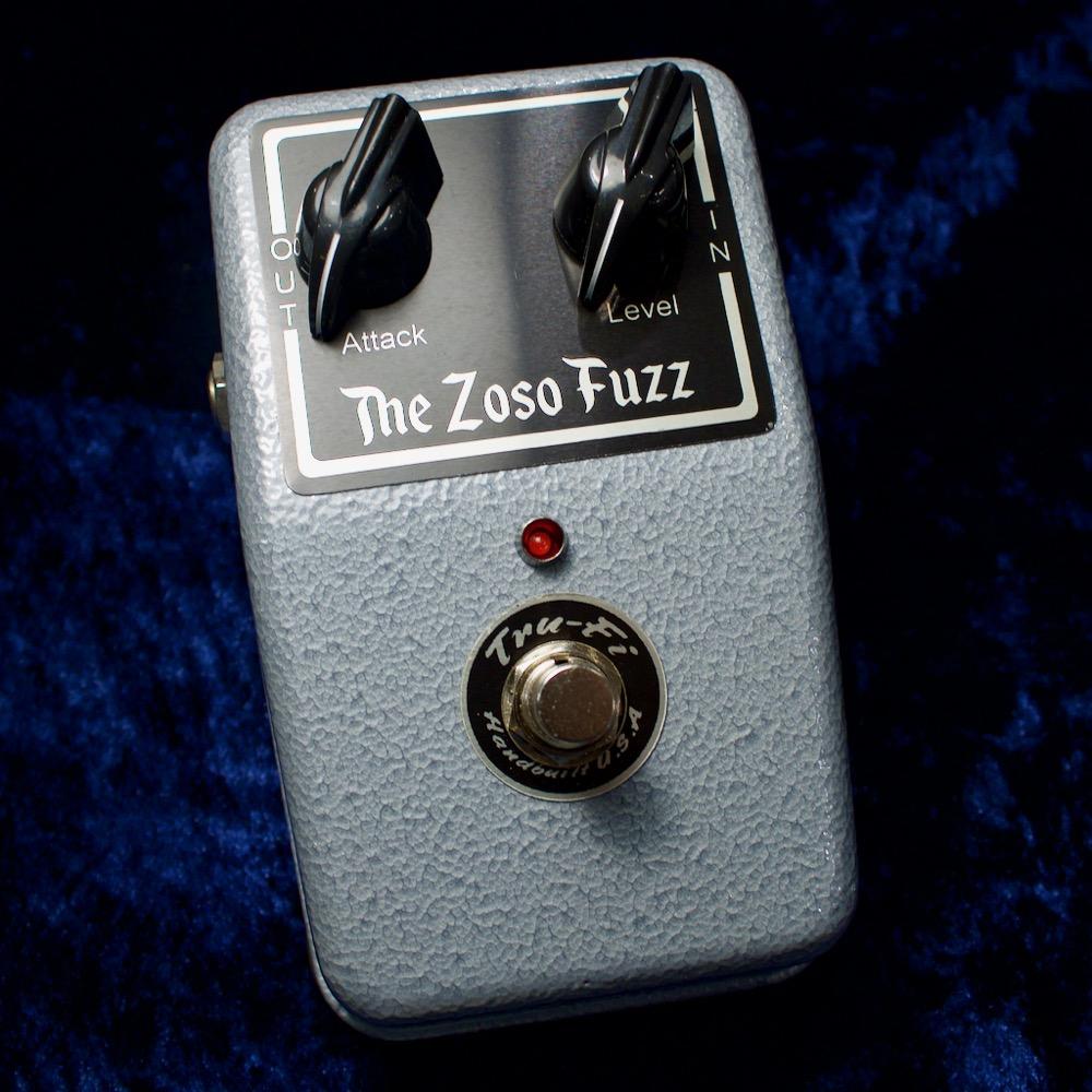 Tru-Fi/Zoso Fuzz Gray【在庫あり】
