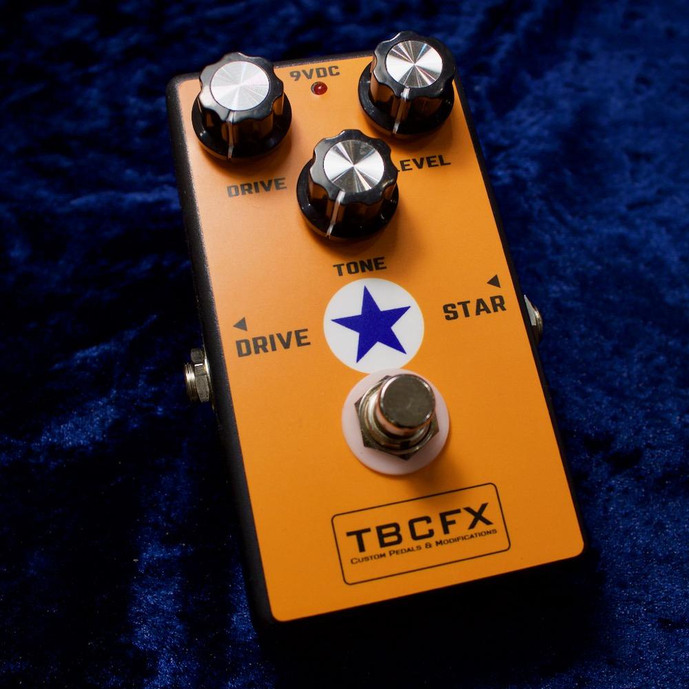 TBCFX/DRIVE STAR ORANGE【在庫あり】