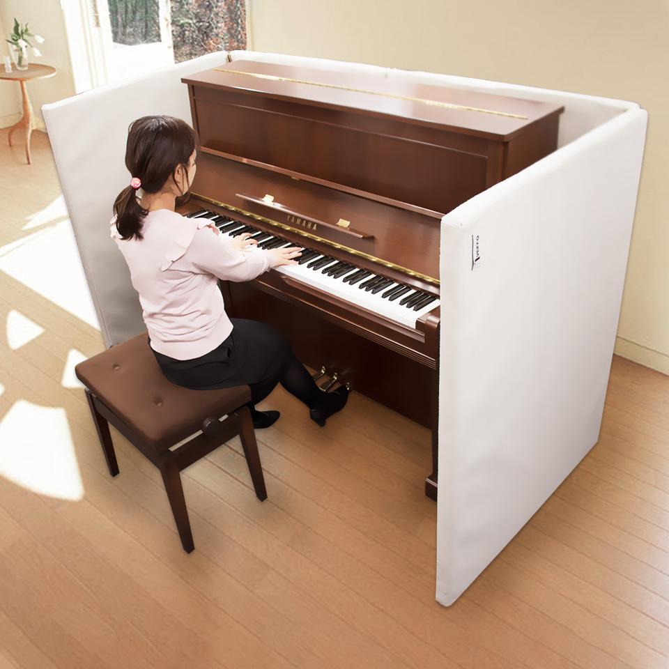 大洲市 VERY-Qアップライトピアノ用吸音パネル【2面パネルアイボリー】, SEV公式オンラインショップ:6d8693da --- tringlobal.org