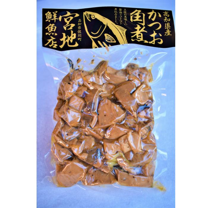 宮地鮮魚店 かつおの角煮 ◆在庫限り◆ 大注目