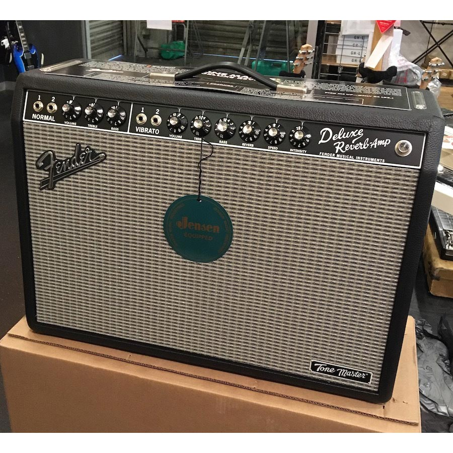 Fender/Tone Master Deluxe Reverb【送料無料】【お取り寄せ商品】
