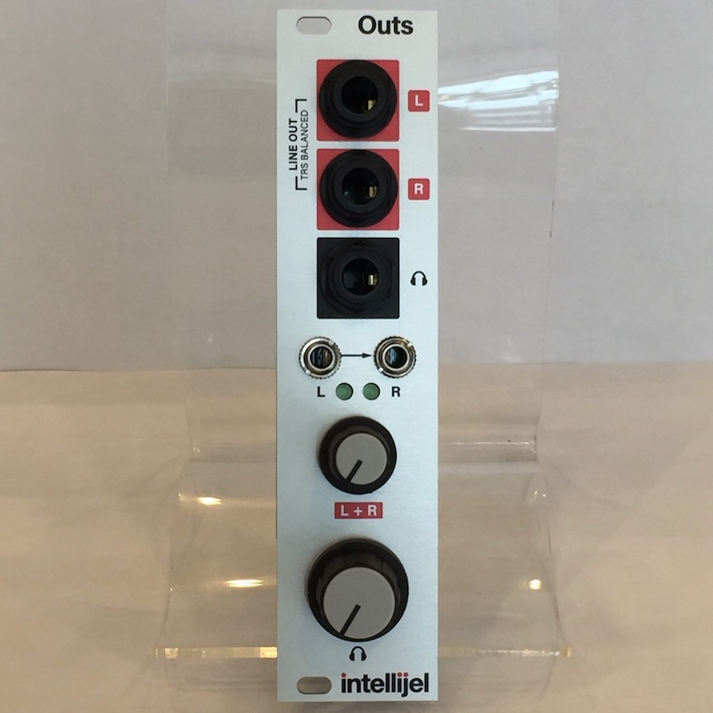 Intellijel/Outs【在庫あり】