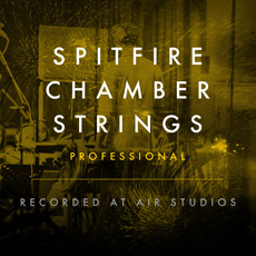 SPITFIRE AUDIO/CHAMBER STRINGS PROFESSIONAL【オンライン納品】
