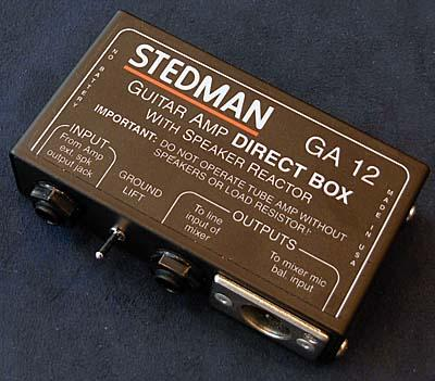 STEDMAN/GA12【中古】【在庫あり】
