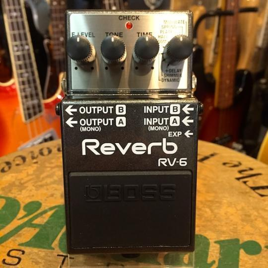 新着 BOSS/RV-6 Reverb【ボス】【リバーブ】【お取りよせ商品 BOSS/RV-6/納期1ヶ月以上】, 横浜市:a275fcb3 --- canoncity.azurewebsites.net