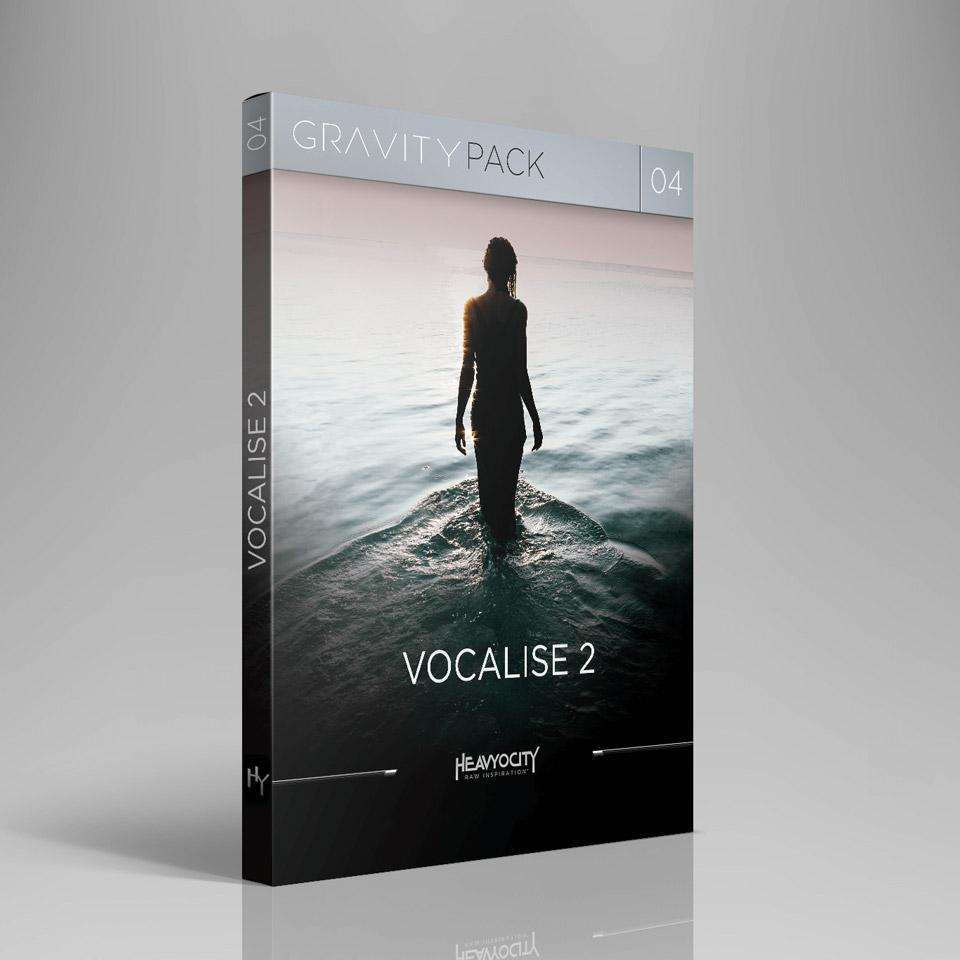 正規激安 HEAVYOCITY/GRAVITY - PACK PACK 04 - VOCALISE 2【オンライン納品 04】【在庫あり】, 2018新入荷:9d2526e2 --- tabetex.ie