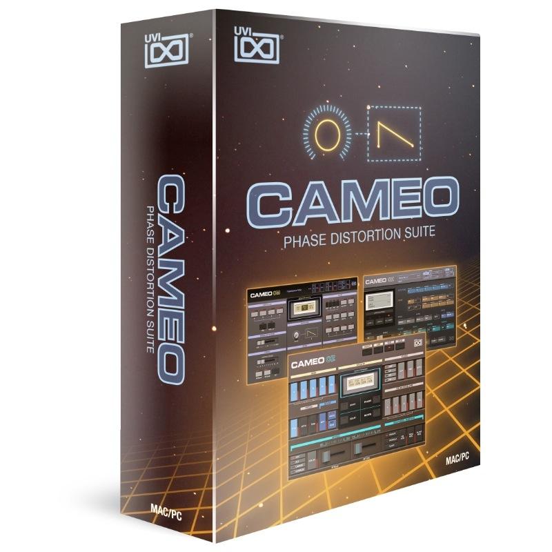 UVI/Cameo【オンライン納品】