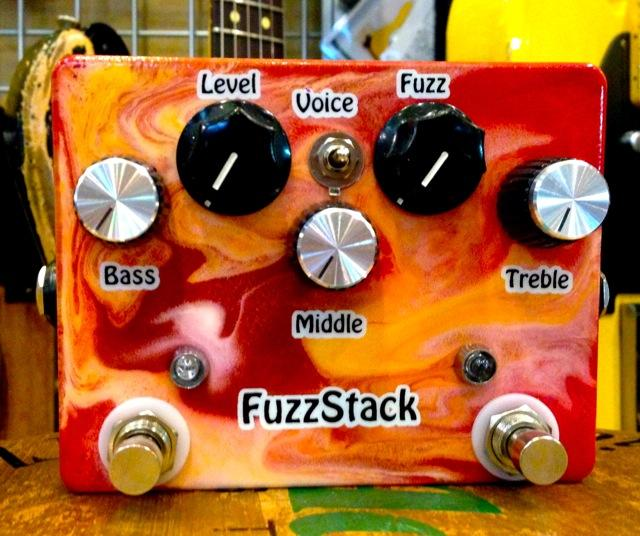 ED's MoD ShoP/Fuzz Stack【お取り寄せ商品】【納期はお問い合わせください】