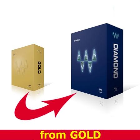 Waves/Diamond Upgrade from Gold【オンライン納品】