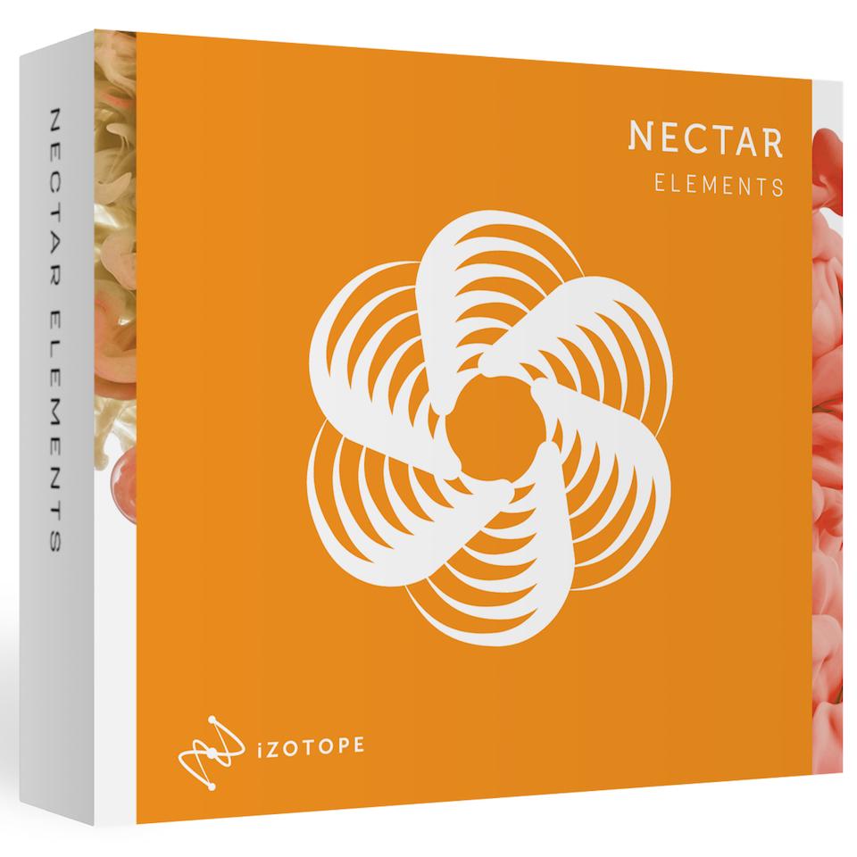 iZotope/Nectar 3 Elements【オンライン納品】