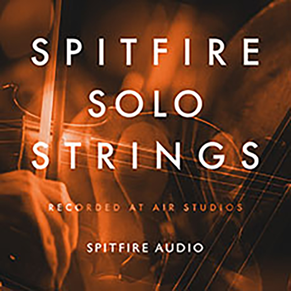 SPITFIRE AUDIO/SPITFIRE SOLO STRINGS【オンライン納品】【在庫あり】