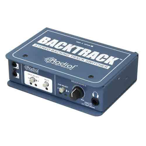 Radial/Backtrack【在庫あり】