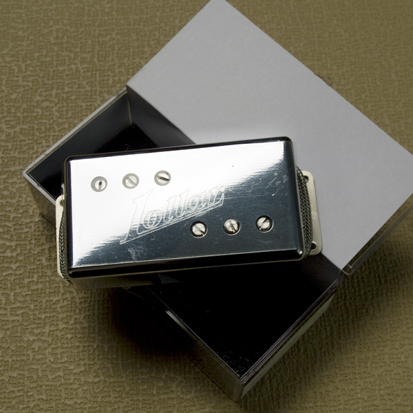 LOLLAR PICKUPS/Regal Humbucker (Bridge/Chrome)【送料無料】【在庫あり】