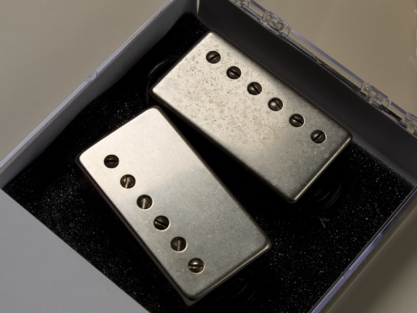 LOLLAR PICKUPS/Low Wind Imperial Humbucker Pickups SET 4CON/L.Aged【送料無料】【お取り寄せ商品】