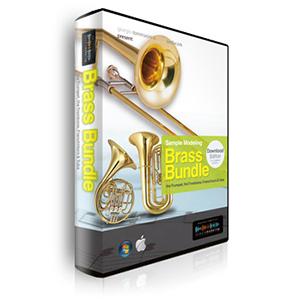 <title>Sample ModelingのBrass Bundleは The Trumpet 3 Trombone French Horn Tuba 3を一つのパッケージに収めたお得なバンドル パッケージです Modeling オンラインショップ Brass Bundle3 オンライン納品</title>