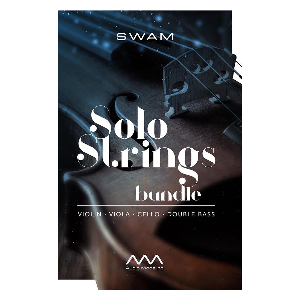 Audio Modeling/SWAM Solo Strings【オンライン納品】