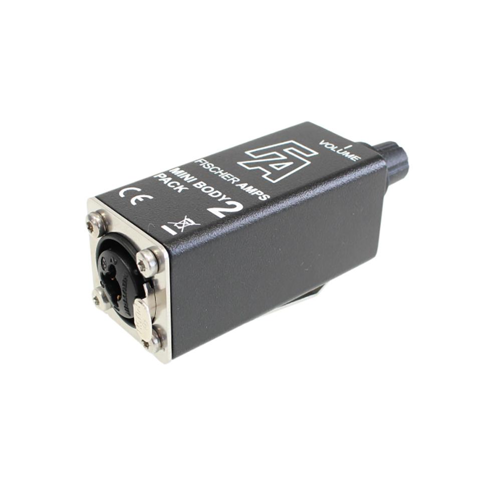 Fischer Amps/Mini Body Pack 2