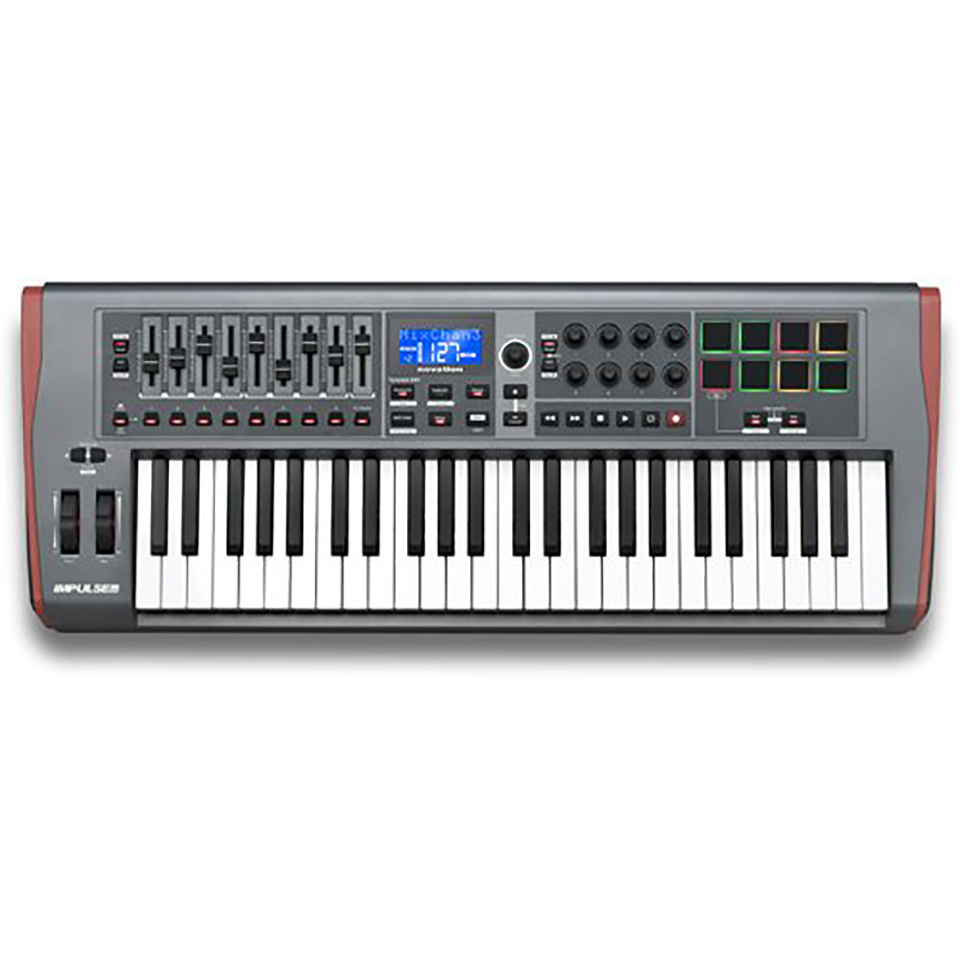 novation/Impulse 49【在庫あり】