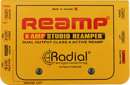 RADIAL/X-AMP