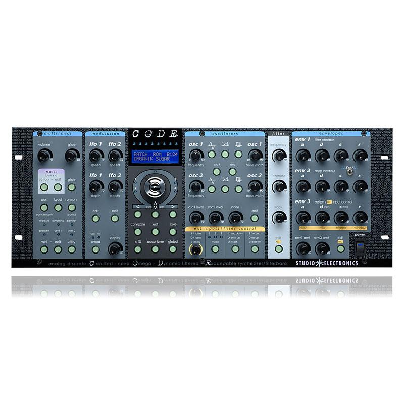 Studio Electronics/Code 8 Voice
