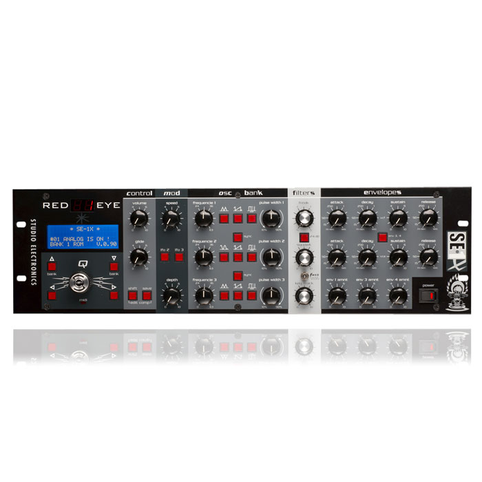 Studio Electronics/SE-1X Red Eye
