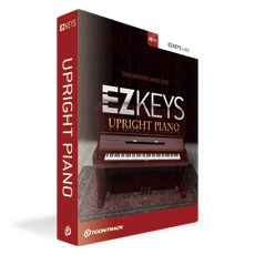 TOONTRACK/EZ KEYS - UPRIGHT PIANOS