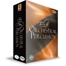 VIR2/ELITE ORCHESTRAL PERCUSSION【オンライン納品】【在庫あり】