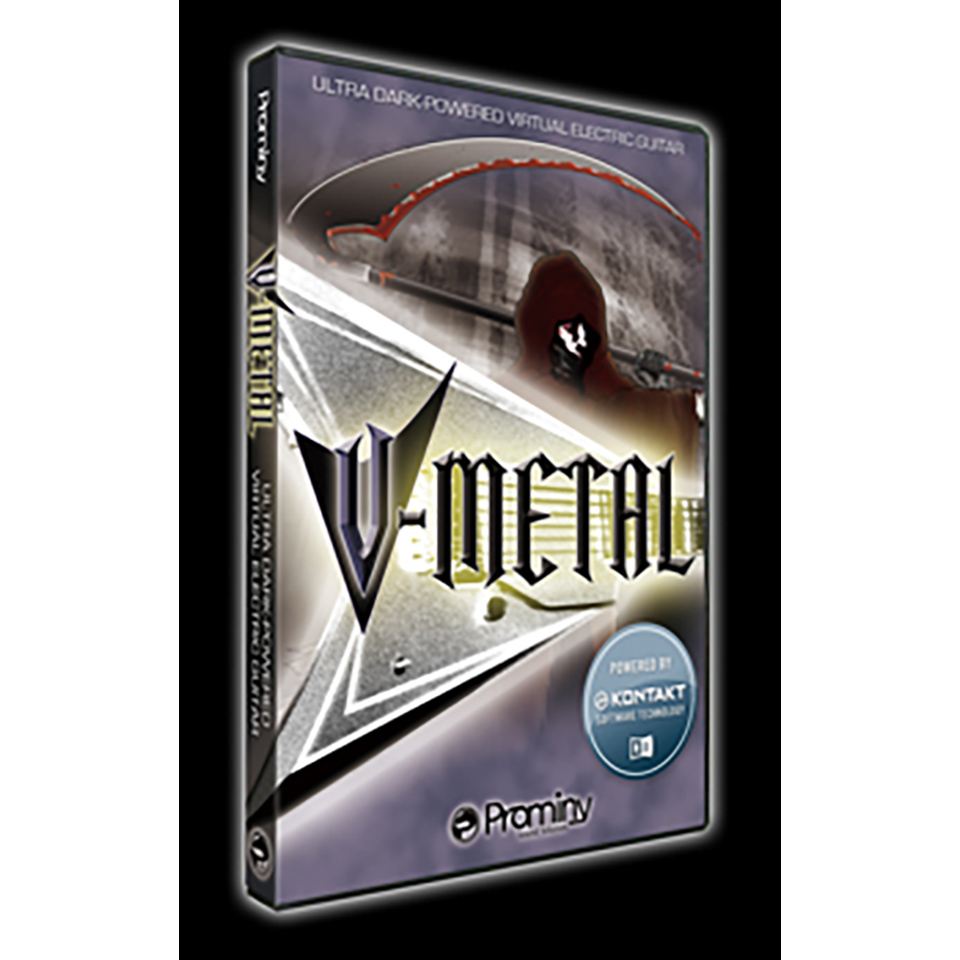 Prominy/V-METAL & SC & SR5 Rock Bass2 ウルトラバンドル【オンライン納品】