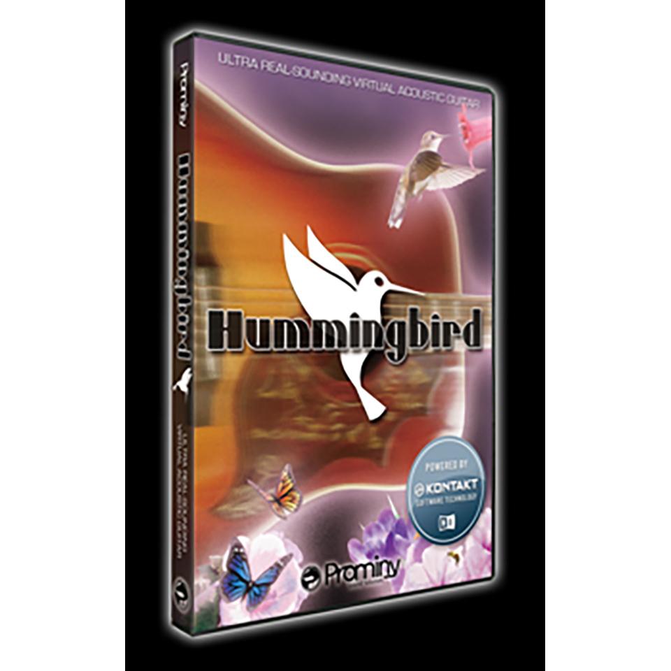 Prominy/Hummingbird & SR5 Rock Bass 2 スペシャルバンドル【オンライン納品】【~8/31 期間限定特価キャンペーン】