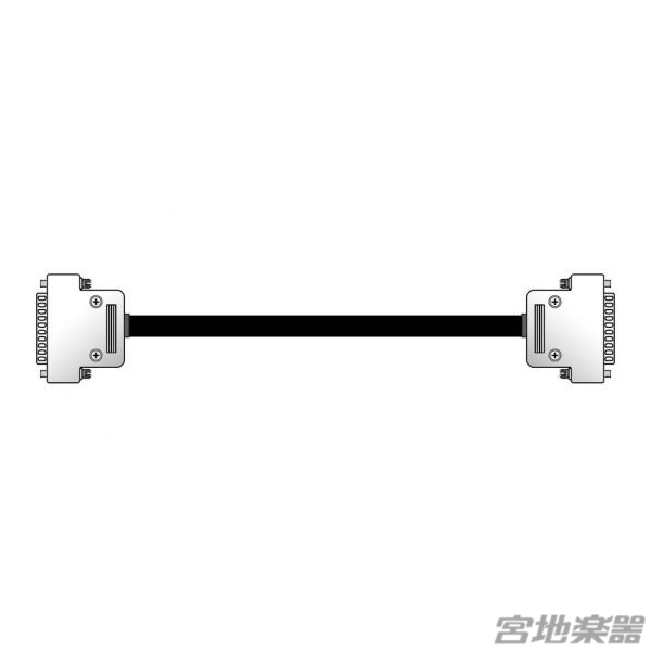 Mogami/2932 8ch Dsub25-Dsub25 1m