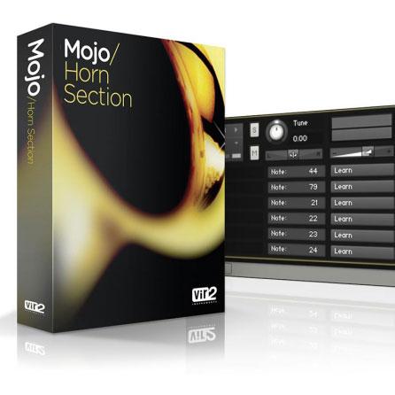 VIR2/Mojo Horn Section【ダウンロード版】【オンライン納品】【在庫あり】