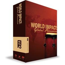 VIR2/WORLD IMPACT GLOBAL PERCUSSION【ダウンロード版】【オンライン納品】【在庫あり】