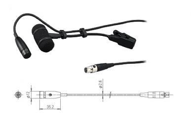 Audio Technica/ATM35