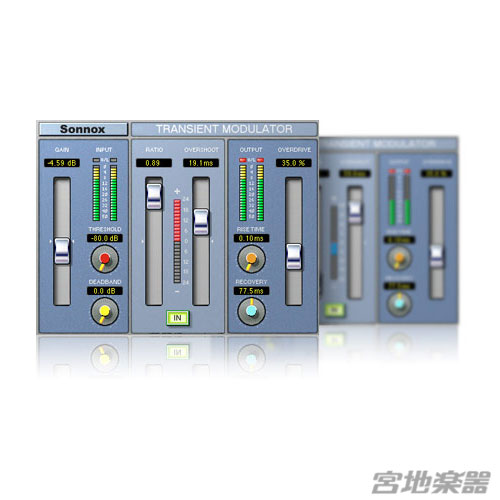 Sonnox/Oxford TransMod(Native)【オンライン納品】