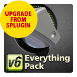 McDSP/Everything Pack HD v6.4 from Any 5 McDSP HD plug-ins【オンライン納品】