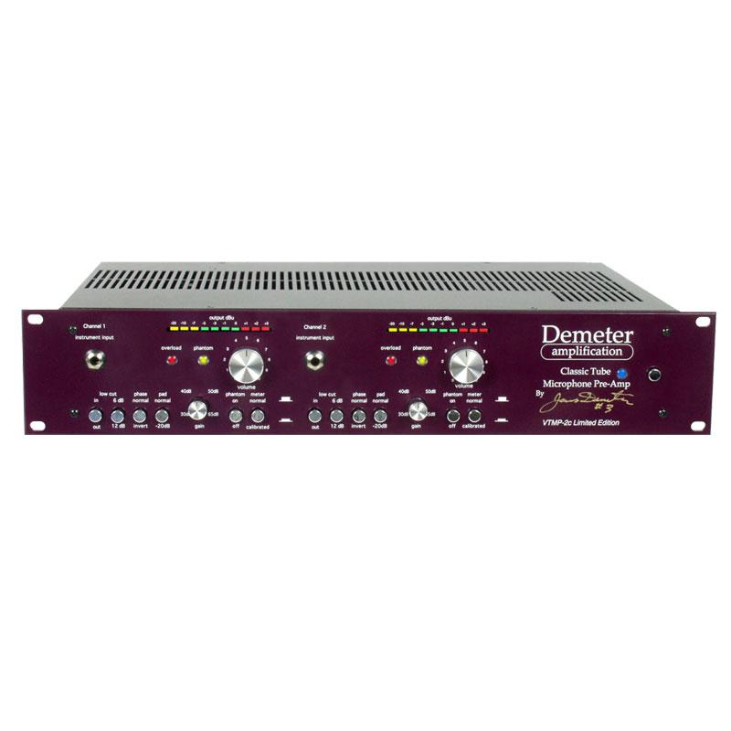 Demeter Amplification/VTMP-2C