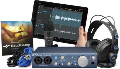 PreSonus/AudioBox iTwo STUDIO